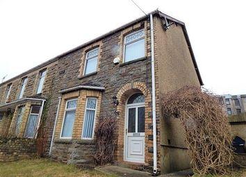 Thumbnail 3 bed semi-detached house for sale in Oak Street, Abertillery