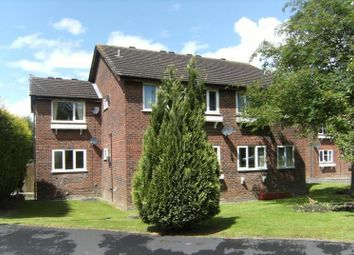 Thumbnail 1 bed flat for sale in Millersdale Court, Shirebrook Park, Glossop
