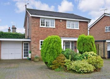 Thumbnail 4 bed detached house for sale in Woodhall Close, Cuckfield, Haywards Heath, West Sussex