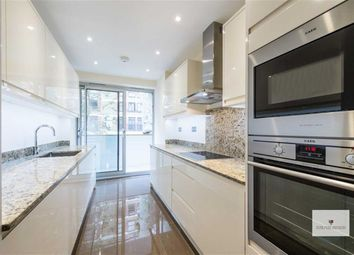 Thumbnail 3 bed flat to rent in Queensborough Mews, London
