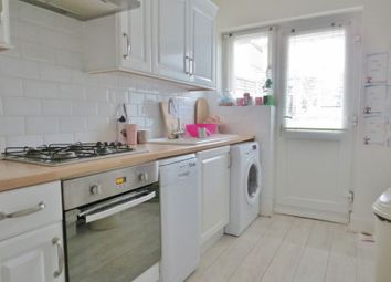 Thumbnail 3 bed flat to rent in Buller Road, Brighton