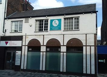 Thumbnail Office to let in First Floor, Victoria Street, Grimsby, North East Lincolnshire