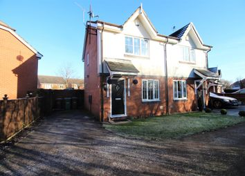 Thumbnail Semi-detached house for sale in Buttercup Close, Upton, Pontefract