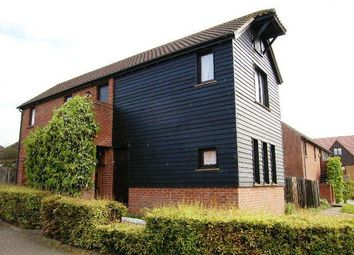 Thumbnail 2 bedroom flat to rent in Blatherwick Court, Shenley Church End, Milton Keynes