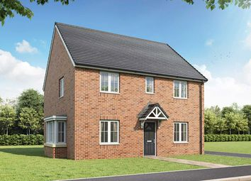 "Thumbnail 4 bedroom detached house for sale in ""The Pembroke"" at Walkmill Lane, Cannock"