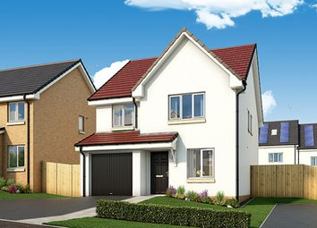 "Thumbnail 4 bed property for sale in ""The Braemar"" at Hallhill Road, Glasgow"