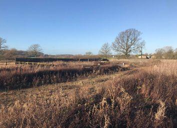 Thumbnail Land for sale in Oak Tree Place, Maidstone Road, Cross At Hand, Staplehurst, Tonbridge, Kent