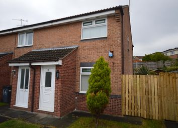 Thumbnail 2 bedroom end terrace house for sale in Herriot Drive, Chesterfield