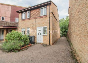 Thumbnail 3 bedroom end terrace house for sale in Lessingham, Orton Brimbles, Peterborough