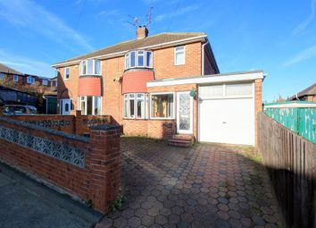 Thumbnail 3 bed semi-detached house for sale in Barton Court, Sunderland