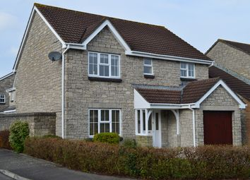 Thumbnail 4 bed detached house to rent in Clos Y Wiwer, Llantwit Major