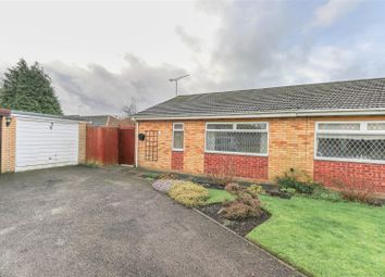 Thumbnail 1 bed semi-detached bungalow for sale in Regis Walk, Walsgrave On Sowe, Coventry