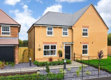"""Thumbnail 3 bedroom end terrace house for sale in """"Archford"""" at Main Road, Wharncliffe Side, Sheffield"""