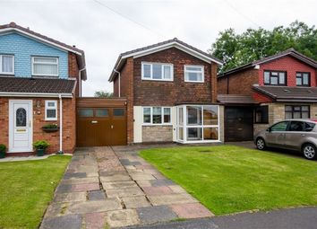 Thumbnail 3 bed detached house for sale in Perry Hall Drive, Willenhall, West Midlands