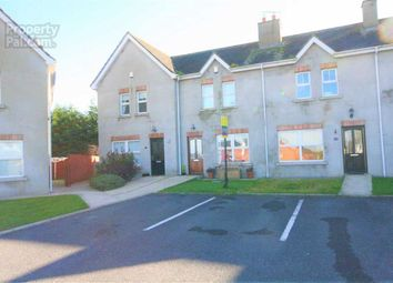 Thumbnail 2 bedroom town house for sale in Kinallen Manor, Kinallen, Down