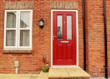 Thumbnail 2 bed terraced house for sale in Ostler Close, Beverley