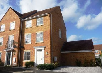Thumbnail 4 bed town house to rent in Cosway Place, Grange Farm, Milton Keynes