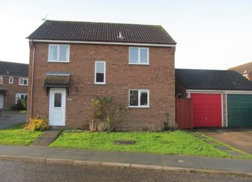 Thumbnail 4 bedroom detached house for sale in Lowry Way, Stowmarket