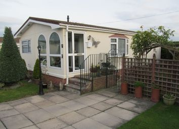 Thumbnail 2 bed mobile/park home for sale in Scotton Park, New Road, Scotton, Knaresborough, Nth Yorkshire