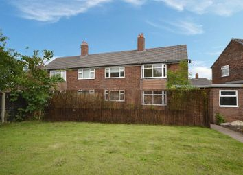 Thumbnail 2 bed flat for sale in Langdale Crescent, Wigan