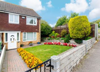 Thumbnail Terraced house for sale in Canterbury Road, Folkestone