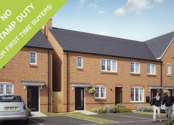 Thumbnail 3 bed mews house for sale in Midland Road, Swadlincote