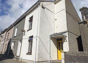 Thumbnail 2 bed end terrace house for sale in Dora Street, Porthmadog, Gwynedd