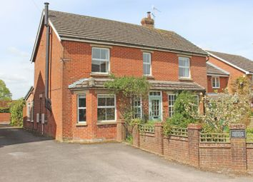 Thumbnail 4 bed detached house for sale in Barford Lane, Downton, Salisbury
