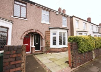 Thumbnail 3 bedroom terraced house for sale in Lavender Avenue, Coventry