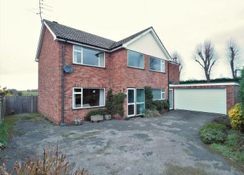 Thumbnail 4 bed detached house for sale in Brooklands Close, Collingham, Newark