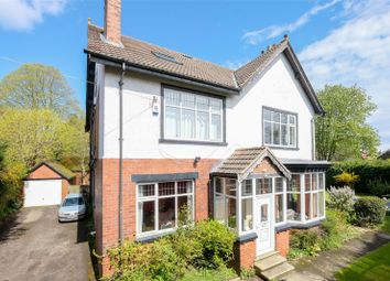 Thumbnail 7 bed detached house for sale in The Drive, Roundhay, Leeds, West Yorkshire