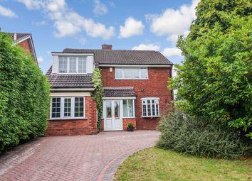 Thumbnail 4 bed detached house for sale in Little Sutton Lane, Four Oaks, Sutton Coldfield