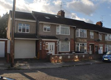 Thumbnail 6 bed end terrace house for sale in St. Winifreds Avenue, Luton