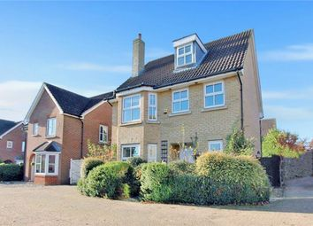 Thumbnail 4 bed detached house for sale in Wattle Close, Lower Cambourne, Cambourne, Cambridge