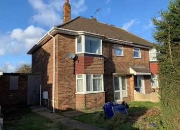 Thumbnail 3 bed semi-detached house for sale in Hammerwater Drive, Warsop, Mansfield