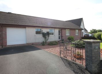 Thumbnail 3 bed bungalow for sale in Vallance Drive, Lockerbie