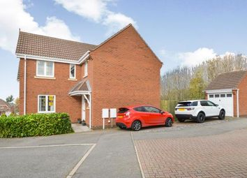 Thumbnail 4 bed detached house for sale in Stinford Leys, Market Harborough, Leicestershire