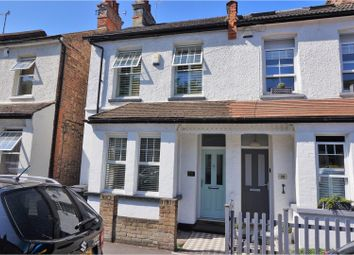 Thumbnail 2 bed end terrace house for sale in Lower Road, Kenley