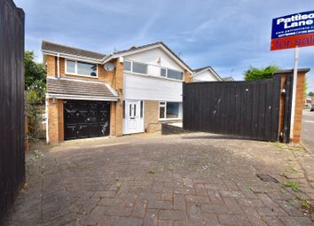 Thumbnail 4 bedroom detached house for sale in Pennine Way, Kettering