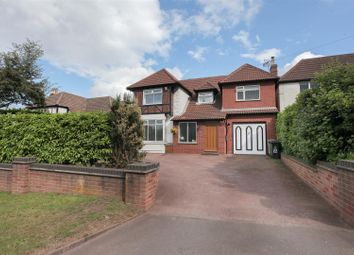 Thumbnail 4 bed detached house for sale in Lichfield Road, Sandhills, Walsall