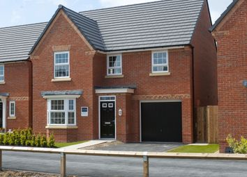 "Thumbnail 4 bed detached house for sale in ""Millford"" at Manor Drive, Upton, Wirral"