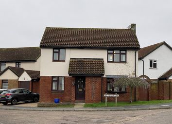4 bed detached house for sale in Millson Bank, Chelmer Village, Chelmsford CM2