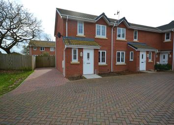 Thumbnail 2 bed terraced house for sale in Capito Drive, North Hykeham, Lincoln