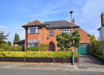 Thumbnail 4 bed detached house for sale in Ferrers Way, Darley Abbey, Derby
