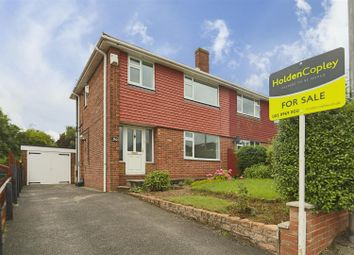 3 bed semi-detached house for sale in Winthorpe Road, Arnold, Nottinghamshire NG5