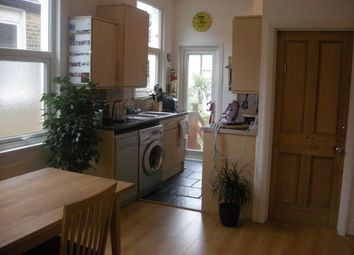 Thumbnail 2 bed flat to rent in Pendle Road, London
