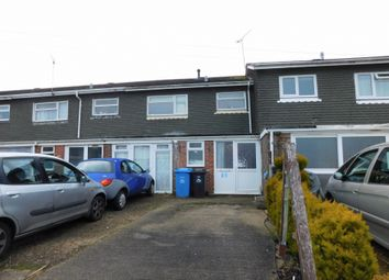 Thumbnail 4 bed terraced house for sale in Galloway Road, Hamworthy, Poole