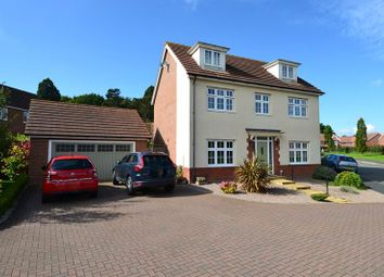 Thumbnail 5 bed detached house for sale in Chapel Rise, Rubery, Birmingham