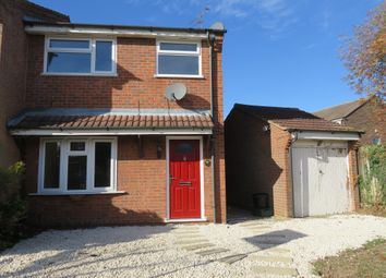Thumbnail 3 bed semi-detached house for sale in Bayswater Drive, Glen Parva, Leicester