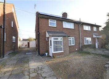 Thumbnail 3 bed semi-detached house for sale in Mathews Way, Wootton, Oxfordshire
